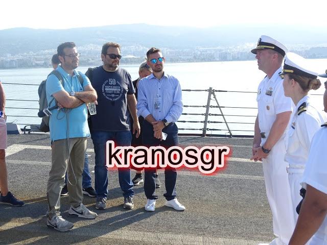 Φωτό από την ξενάγηση του kranosgr στο Αντιτορπιλικό USS McFaul - Φωτογραφία 36