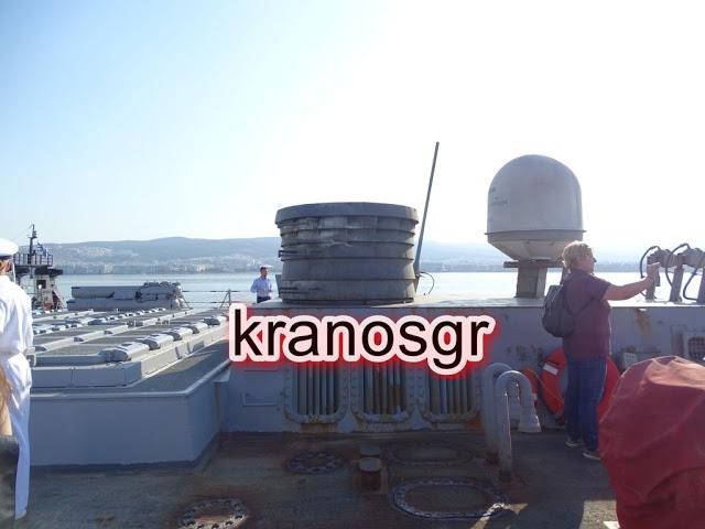 Φωτό από την ξενάγηση του kranosgr στο Αντιτορπιλικό USS McFaul - Φωτογραφία 44