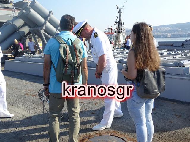 Φωτό από την ξενάγηση του kranosgr στο Αντιτορπιλικό USS McFaul - Φωτογραφία 46