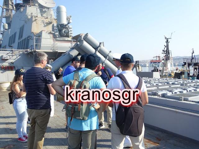 Φωτό από την ξενάγηση του kranosgr στο Αντιτορπιλικό USS McFaul - Φωτογραφία 50
