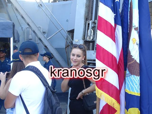 Φωτό από την ξενάγηση του kranosgr στο Αντιτορπιλικό USS McFaul - Φωτογραφία 66