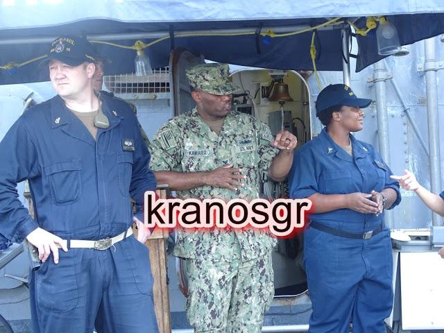 Φωτό από την ξενάγηση του kranosgr στο Αντιτορπιλικό USS McFaul - Φωτογραφία 67