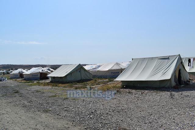 33 Ταξιαρχία: Ξεκίνησαν οι εργασίες στο κέντρο φιλοξενίας Νέας Καβάλας για την μεταφορά 1.002 προσφύγων - Φωτογραφία 1