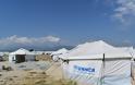 33 Ταξιαρχία: Ξεκίνησαν οι εργασίες στο κέντρο φιλοξενίας Νέας Καβάλας για την μεταφορά 1.002 προσφύγων - Φωτογραφία 2