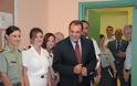 Παρουσία ΥΕΘΑ Νικόλαου Παναγιωτόπουλου στον Αγιασμό του Βρεφονηπιακού Σταθμού στο ΥΠΕΘΑ