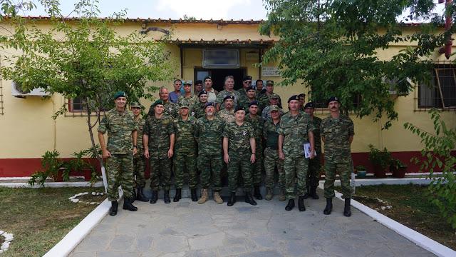 ΓΕΣ: Έναρξη Εκπαίδευσης Μονάδων Εθνοφυλακής Β΄ Εξαμήνου 2019 - Φωτογραφία 1