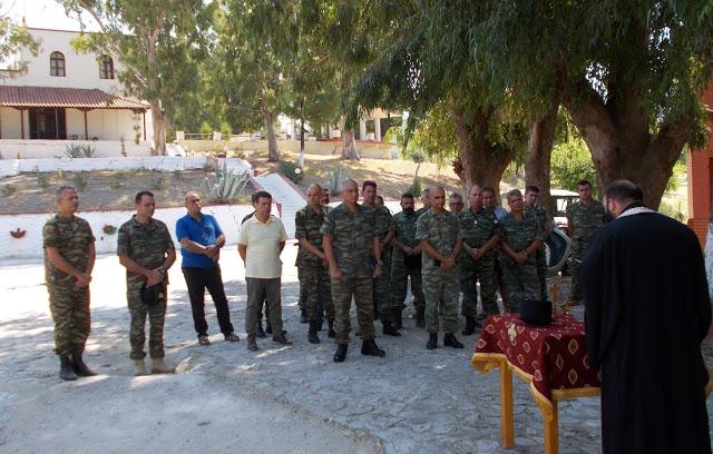 ΓΕΣ: Έναρξη Εκπαίδευσης Μονάδων Εθνοφυλακής Β΄ Εξαμήνου 2019 - Φωτογραφία 2