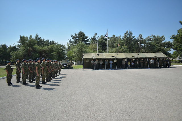 ΓΕΣ: Έναρξη Εκπαίδευσης Μονάδων Εθνοφυλακής Β΄ Εξαμήνου 2019 - Φωτογραφία 3