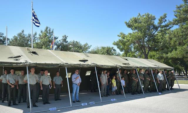 ΓΕΣ: Έναρξη Εκπαίδευσης Μονάδων Εθνοφυλακής Β΄ Εξαμήνου 2019 - Φωτογραφία 4