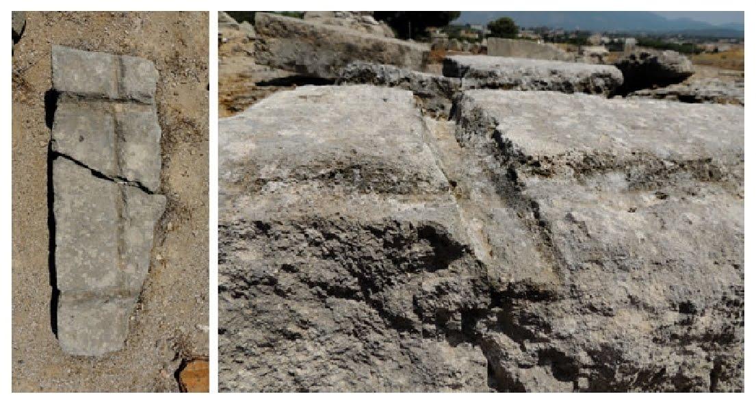 Νέα έρευνα : Ο πρώτος γερανός που έχει υπάρξει ποτέ παγκοσμίως χρησιμοποιήθηκε από τους αρχαίους Έλληνες - Φωτογραφία 3
