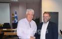 ΑΠΟΚΛΕΙΣΤΙΚΟ: Γενικός Γραμματέας του Δήμου Αγίας Παρασκευής αναλαμβάνει ο ΜΙΛΤΙΑΔΗΣ ΚΥΡΚΟΣ με καταγωγή απο το ΘΥΡΡΕΙΟ Βόνιτσας - Φωτογραφία 2
