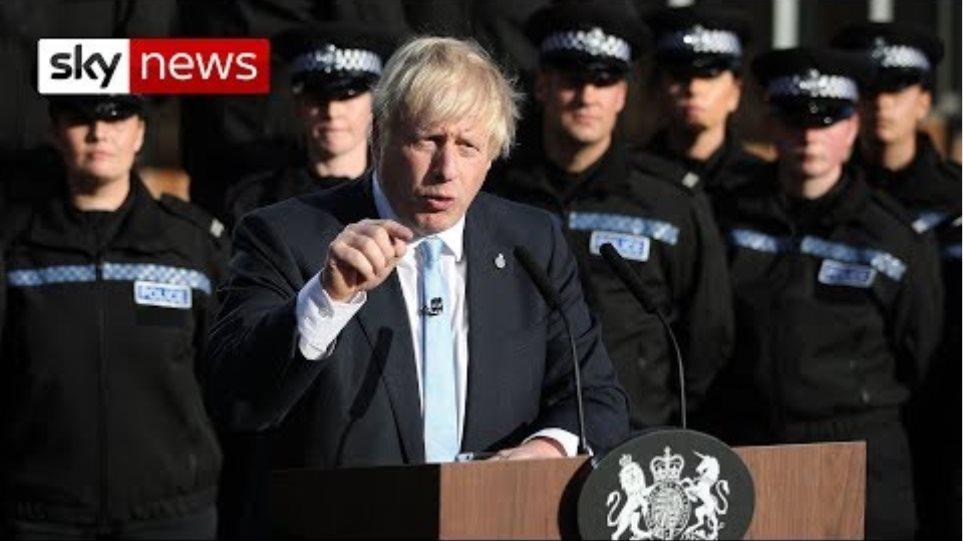 Μπόρις Τζόνσον: Καλύτερα νεκρός στο χαντάκι, παρά να καθυστερήσω το Brexit! - Φωτογραφία 2