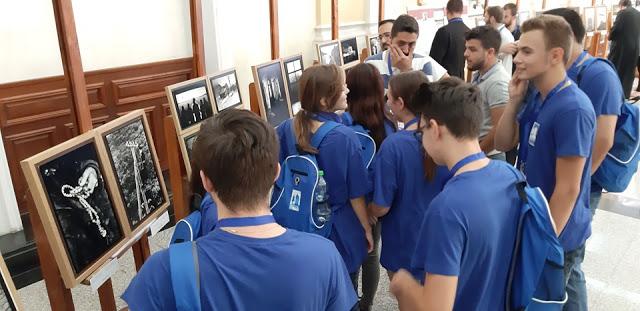12478 - Φωτογραφίες από τα εγκαίνια της έκθεσης της Αγιορειτικής Εστίας στη Ρουμανία - Φωτογραφία 11
