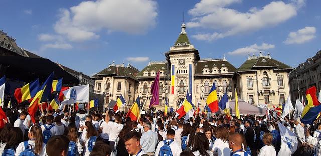 12478 - Φωτογραφίες από τα εγκαίνια της έκθεσης της Αγιορειτικής Εστίας στη Ρουμανία - Φωτογραφία 12