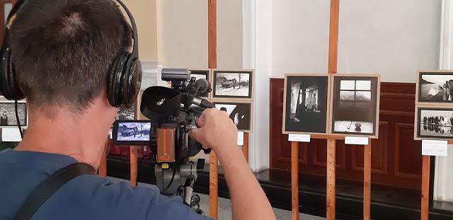 12478 - Φωτογραφίες από τα εγκαίνια της έκθεσης της Αγιορειτικής Εστίας στη Ρουμανία - Φωτογραφία 7