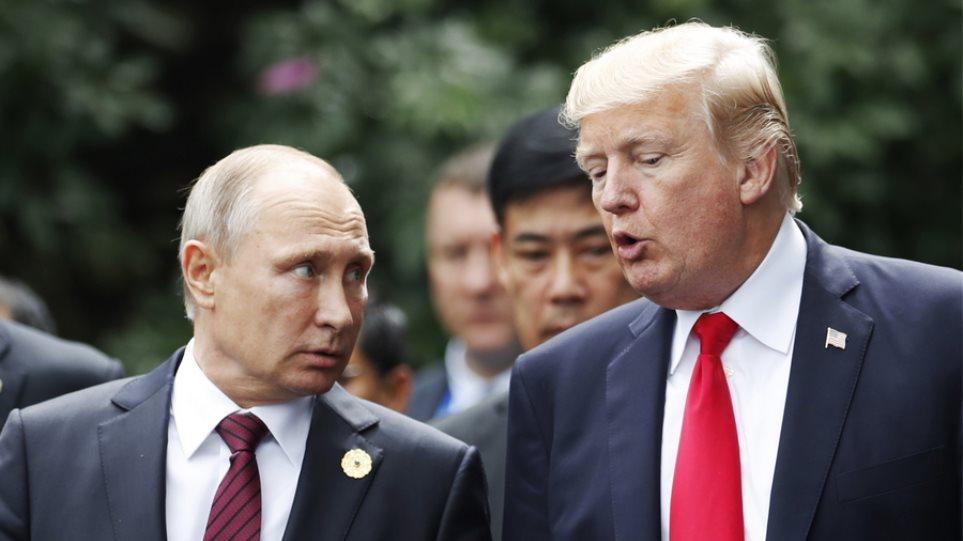 Πούτιν στον Τραμπ: Μην φτιάξετε δικά σας υπερηχητικά όπλα, θα σας πουλήσουμε εμείς! - Φωτογραφία 1
