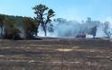 Πυρκαγιά ξέσπασε σε δασική έκταση στα ΠΗΓΑΔΙΑ του Δήμου Ξηρομέρου.