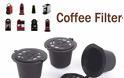 Nespresso  Επαναγεμιζόμενη Συμβατη  Κάψουλα με όλες τις καφετιέρες Nespresso