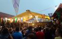Κοσμοσυρροή στον εσπερινό στην Ιερά Μονή Ρόμβου (Παναγία Ρουμπιάτισσα) - [ΦΩΤΟ: Στέλλα Λιάπη] - Φωτογραφία 2