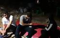 Κοσμοσυρροή στον εσπερινό στην Ιερά Μονή Ρόμβου (Παναγία Ρουμπιάτισσα) - [ΦΩΤΟ: Στέλλα Λιάπη] - Φωτογραφία 41