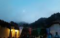 Κοσμοσυρροή στον εσπερινό στην Ιερά Μονή Ρόμβου (Παναγία Ρουμπιάτισσα) - [ΦΩΤΟ: Στέλλα Λιάπη] - Φωτογραφία 49