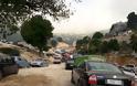 Κοσμοσυρροή στον εσπερινό στην Ιερά Μονή Ρόμβου (Παναγία Ρουμπιάτισσα) - [ΦΩΤΟ: Στέλλα Λιάπη] - Φωτογραφία 6