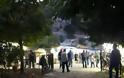 Κοσμοσυρροή στον εσπερινό στην Ιερά Μονή Ρόμβου (Παναγία Ρουμπιάτισσα) - [ΦΩΤΟ: Στέλλα Λιάπη] - Φωτογραφία 84