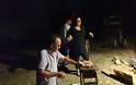 Κοσμοσυρροή στον εσπερινό στην Ιερά Μονή Ρόμβου (Παναγία Ρουμπιάτισσα) - [ΦΩΤΟ: Στέλλα Λιάπη] - Φωτογραφία 93