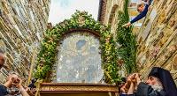 12488 - Με λαμπρόητα εορτάσθηκε η Γέννηση της Θεοτόκου στο μετόχι της Ιεράς Μονής Δοχειαρίου, στο Σοχό - Φωτογραφία 1