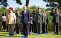 Παρουσία ΥΦΕΘΑ Αλκιβιάδη Στεφανή στην Τελετή Μνήμης για τους πεσόντες Ινδούς στρατιώτες του Α΄ Παγκοσμίου Πολέμου