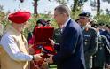 Παρουσία ΥΦΕΘΑ Αλκιβιάδη Στεφανή στην Τελετή Μνήμης για τους πεσόντες Ινδούς στρατιώτες του Α΄ Παγκοσμίου Πολέμου - Φωτογραφία 4
