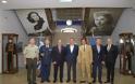 Επίσκεψη ΥΕΘΑ κ. Νικόλαου Παναγιωτόπουλου σε Πολεμικό Μουσείο της Θεσσαλονίκης και Περίπτερα 84ης ΔΕΘ