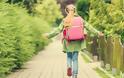 Φέτος αφήστε το παιδί να πάει στο σχολείο με τα πόδια
