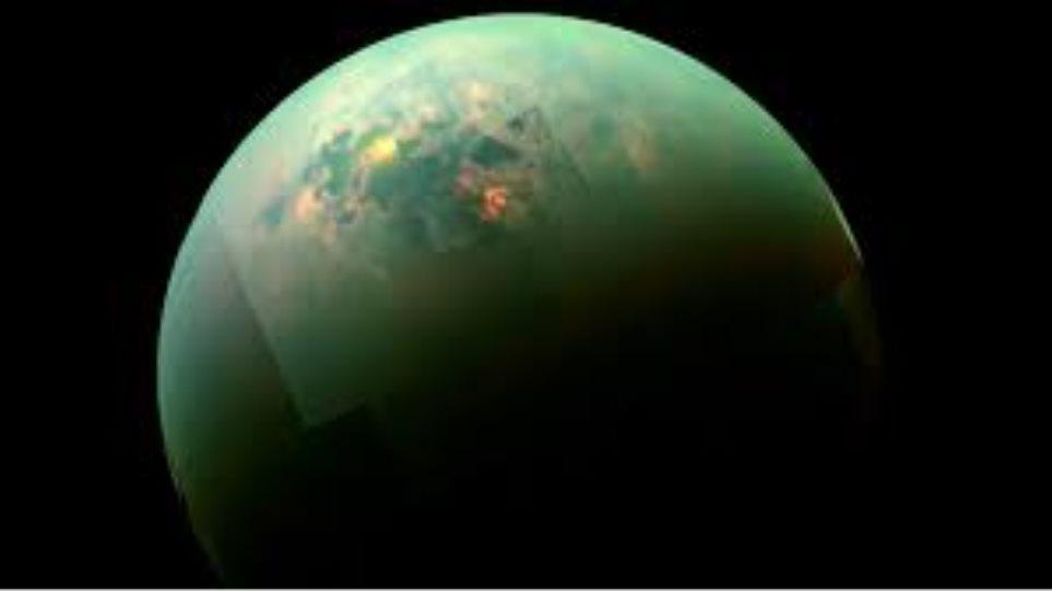Τιτάνας: Οι λίμνες μεθανίου μπορεί να προήλθαν από γιγαντιαίες εκρήξεις - Φωτογραφία 1