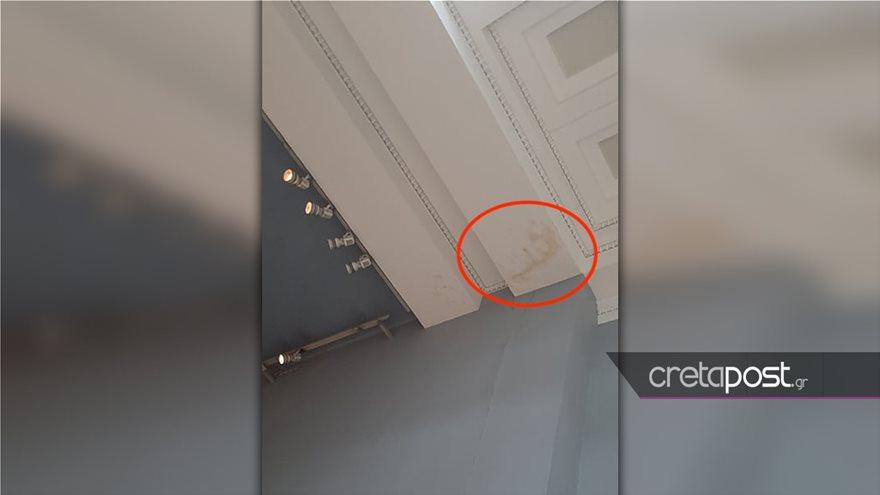 Βρετανικό Μουσείο: Μούχλα και αράχνες στην αίθουσα με τα Γλυπτά του Παρθενώνα - Φωτογραφία 3