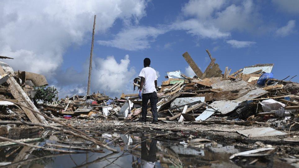 Κυκλώνας Ντόριαν: Τους 50 έφτασαν οι νεκροί στις Μπαχάμες - Φωτογραφία 1
