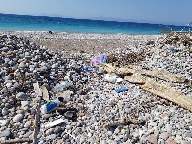 Εικόνες ντροπής και εγκατάλειψης με σκουπίδια στο νησί μας - φώτος - Φωτογραφία 6