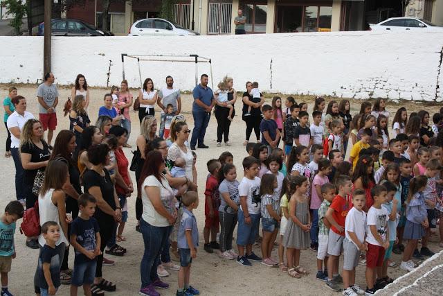 Έναρξη σχολικής χρονιάς - Αγιασμός στο Δημοτικό Σχολείο ΚΑΤΟΥΝΑΣ με το φακό του ΠΑΝΟΥ ΤΣΟΥΤΣΟΥΡΑ - Φωτογραφία 17