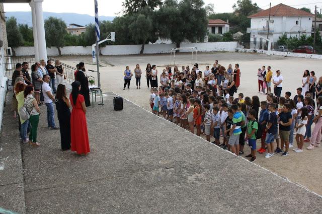 Έναρξη σχολικής χρονιάς - Αγιασμός στο Δημοτικό Σχολείο ΚΑΤΟΥΝΑΣ με το φακό του ΠΑΝΟΥ ΤΣΟΥΤΣΟΥΡΑ - Φωτογραφία 32