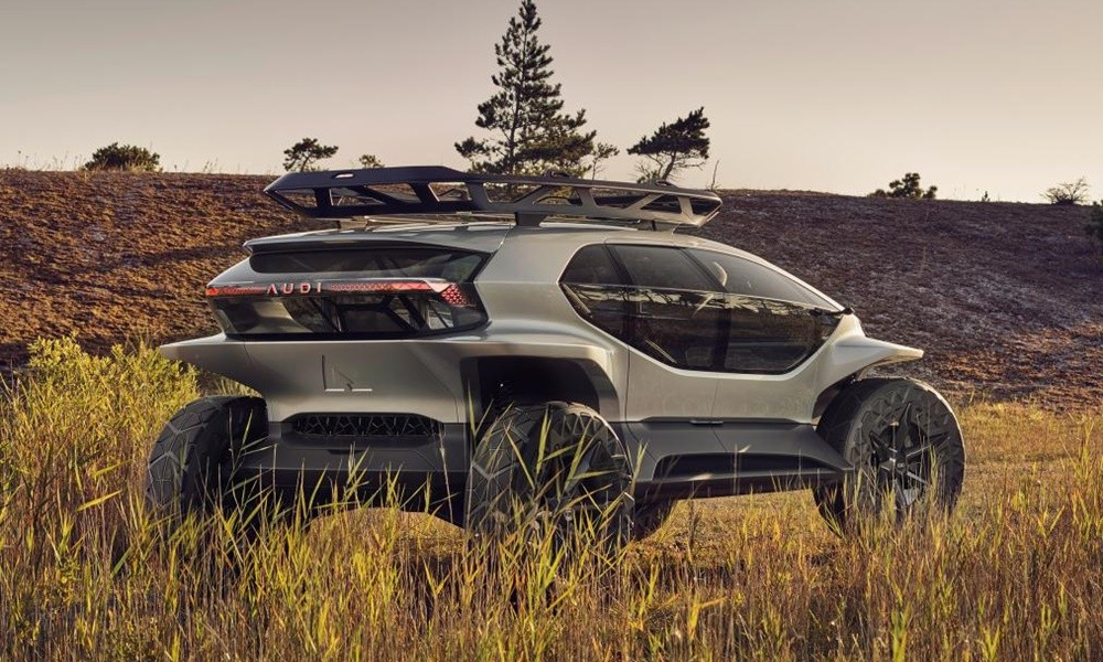 Audi AI:TRAIL Quattro  SUV - Φωτογραφία 3