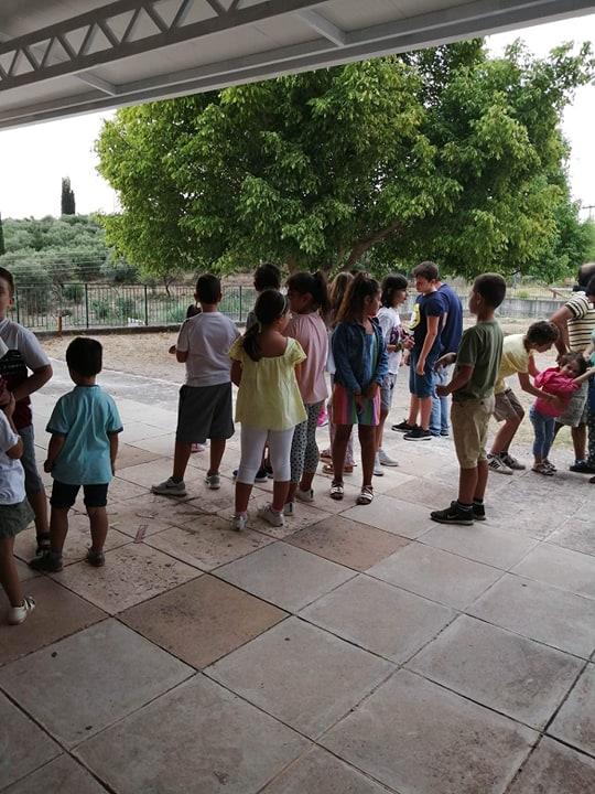 Aγιασμός στο Δημοτικό Σχολείο ΠΑΛΙΑΜΠΕΛΩΝ για τη νέα σχολική χρονιά [ΦΩΤΟ] - Φωτογραφία 18