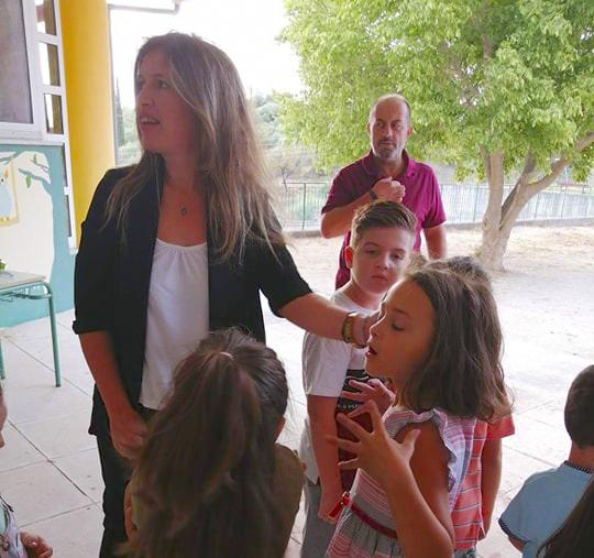 Aγιασμός στο Δημοτικό Σχολείο ΠΑΛΙΑΜΠΕΛΩΝ για τη νέα σχολική χρονιά [ΦΩΤΟ] - Φωτογραφία 7