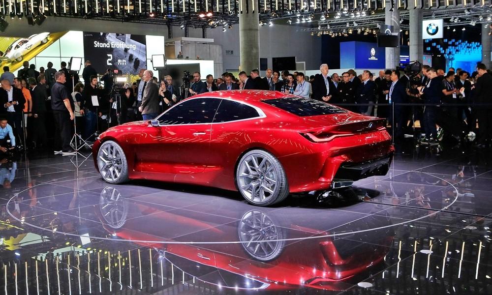 BMW Concept 4:  Μ3?  Μ4 ? - Φωτογραφία 3