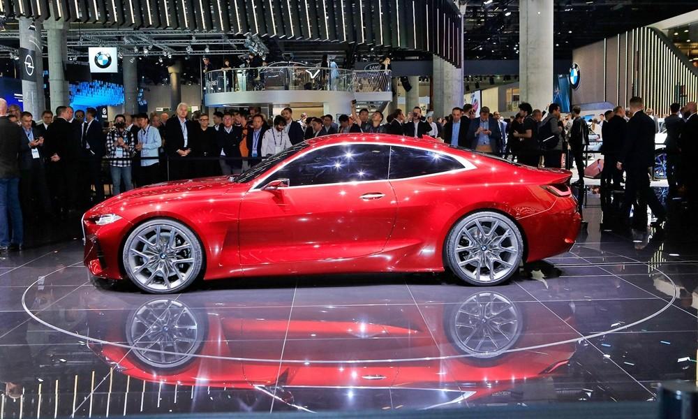 BMW Concept 4:  Μ3?  Μ4 ? - Φωτογραφία 4