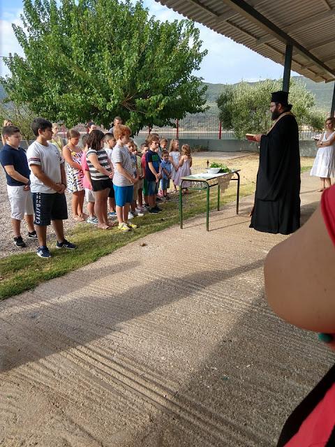 Πρώτο κουδούνι και στο Δημοτικό Σχολείο στο ΡΙΒΙΟ  - [ΦΩΤΟ] - Φωτογραφία 6