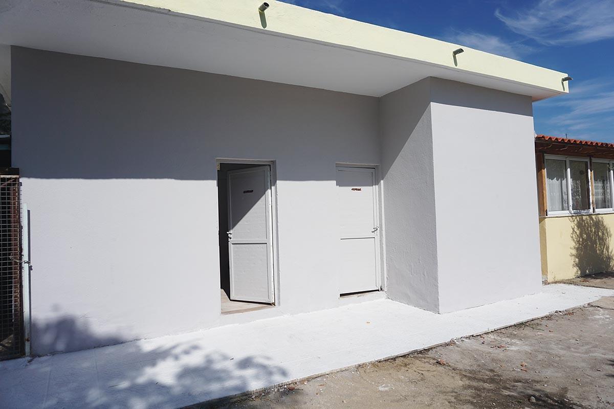 Ο στρατός ανακαίνισε το μειονοτικό σχολείο Ηφαίστου - Φωτογραφία 6