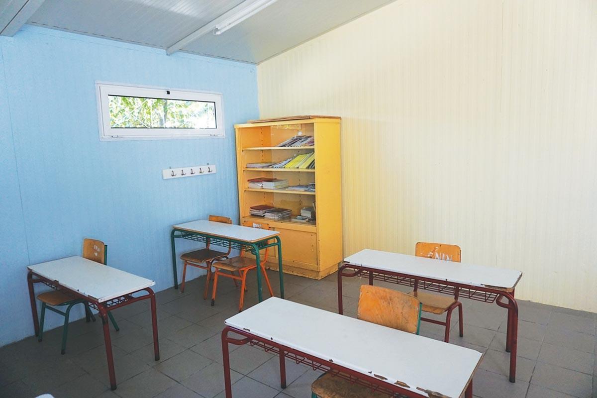 Ο στρατός ανακαίνισε το μειονοτικό σχολείο Ηφαίστου - Φωτογραφία 8
