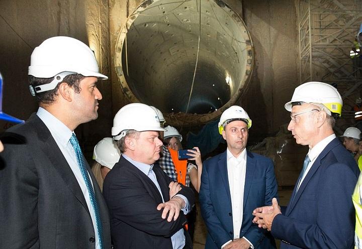 Κ. Καραμανλής: Οκτακόσια εκατομμύρια έχει κοστίσει το μετρό Θεσσαλονίκης - Φωτογραφία 1