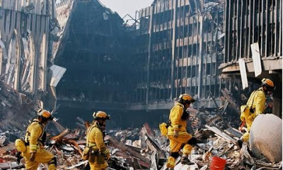 Με καρκίνο και σοβαρή πνευμονική βλάβη οι διασώστες στους Δίδυμους Πύργους. Τι άλλαξε στην υγεία και την ασφάλεια μετά την 11η Σεπτεμβρίου; - Φωτογραφία 1