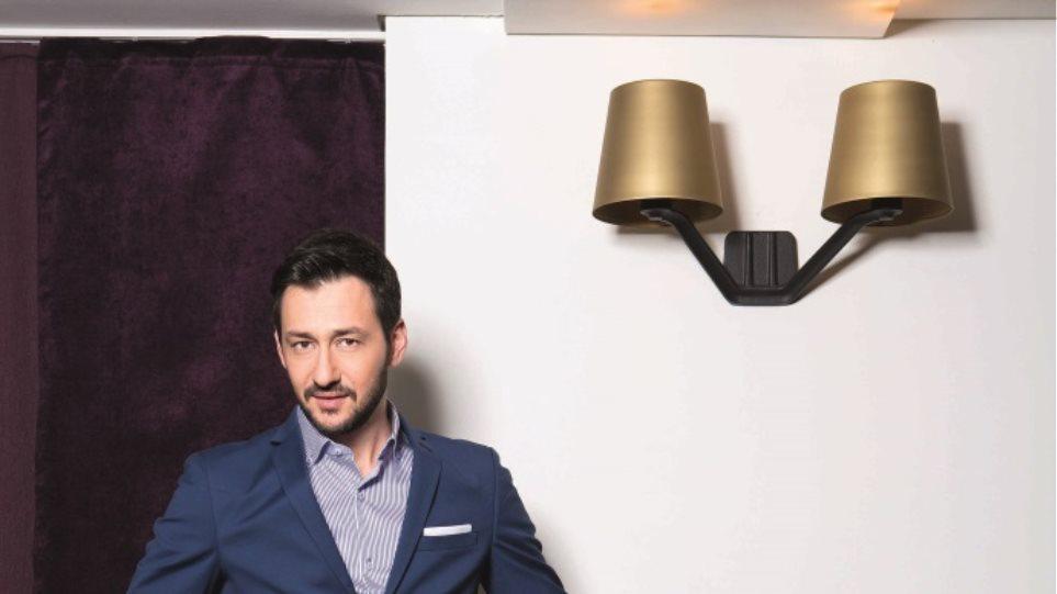 Πάνος Καλίδης: «Μακριά από μένα η ομοφυλοφιλία» - Φωτογραφία 1